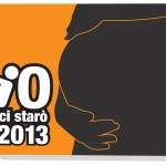 Copertina calendario 2013 'Io ci starò'